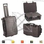 Waterproof Trolley Suitcase - Safety Casy