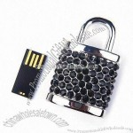 Waterproof USB Flash Drive with Anti-shock Feature
