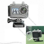 Waterproof Wearable Wide Angle Action Camera