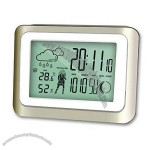 Weather Forecast Digital Calendar Clock