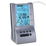Weather Station Music Alarm Clock