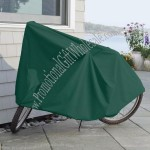 Weather Wrap Bicycle Cover Green Weatherproof