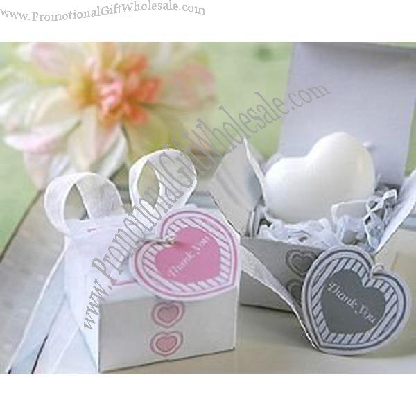 Wedding Favor Gift Box Heart Mini Soap Pink Box Discount 1036536758