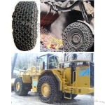 Wheel Loader Tire Protection Chains 17.5-25