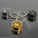 Wheel Model Key Chain