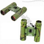 Wholesale 10 x 25 Color Compact Foldable Binoculars