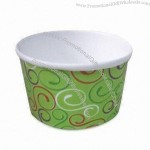 Wholesale 150mL Disposable PE Ice Cream Cup
