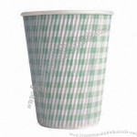 Wholesale Double-walled Rippled Paper Cup