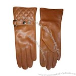 Wholesale Ladies' Sheepskin Leather Gloves