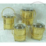 Wholesale Metal Ice Bucket with Lid