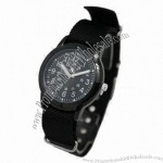 Wholesale Silicone Solar Watch