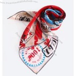 Wholesale Silk Printed Scarf
