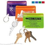 Wholesale Waterproof ID Case with Key Ring