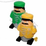 Wind Up Sergeant Pepper and Corporal Salt