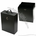 Wine Gift Boxes with Metal Closure, Ideal for Various Types of Wine