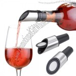 Wine Time - bottle cap and pourer