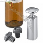 Wine Vacuum Suction Pump With Stopper