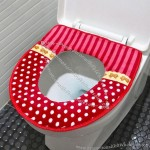 Winter Toilet Seat Mat