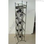 Wire CD Rack