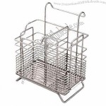 Wire Chopsticks Holder 150 x 115 x 190mm, Chrome Plating
