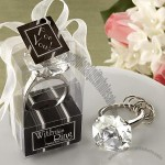 With This Ring Engagement Ring Keychain