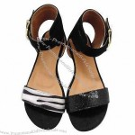 Women's Flat Sandals, Special Design, Comfortable and Fashionable