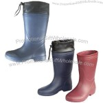Women's Rubber Rain Boots With Newly Design