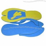 Women's Travel or Hotel Disposable Slippers with EVA Material