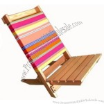 Wood Beach Chair 35*57*47cm