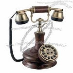 Wooden Antique Telephone(3)