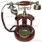 Wooden Antique Telephone(4)