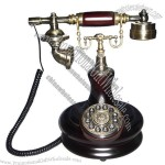 Wooden Antique Telephone(5)