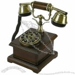 Wooden Antique Telephone(6)