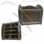 Wooden Bar Caddy(1)