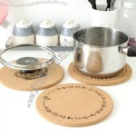 Wooden Coasters - Place Mat