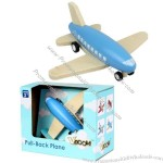 Wooden Motion Airplane