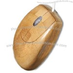 Wooden Optical Gift Mouse