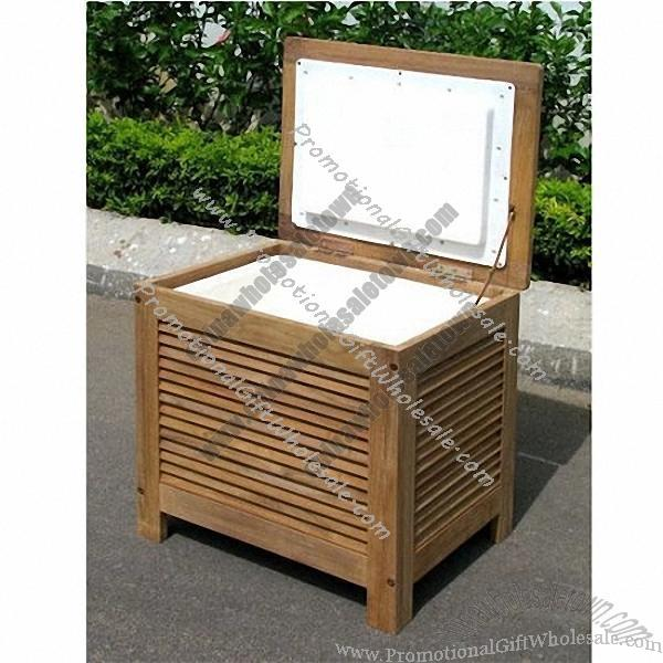 Wooden Patio Cooler Box Factory Direct 301838334