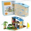 Wooden Portable Play Set for Kids