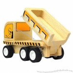 Wooden Tip Lorry