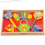 Wooden Toy Kids Music Set