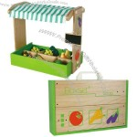 Wooden Travel Companion For Kids