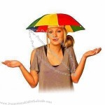 World Cup Football Fan Umbrella Hat