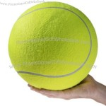 World's Largest Inflatable Jumbo Tennis Ball