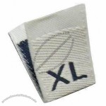 Woven Label Made of Polyester/Cotton/Nylon