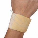 Wrist Bandage Support with Silkscreen Printing