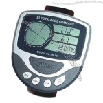 Wrist Digital Compass