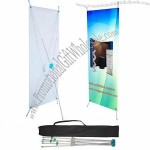 X Banner Stand, Display Stan