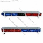 Xenon Warning Light Bars with 1,200mm Length, Suitable for Police Car and Ambulance
