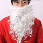 Xmas 35cm Santa Claus Bearded